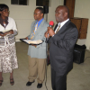 Ministry promotes healthy marriages at anniversary clambake